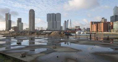 Nieuwbouw in Rotterdam