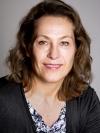 Pasfoto van Suzanne van der Geest