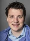 Passport photo of Rick de Vries
