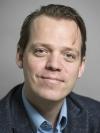 Pasfoto van Maarten van Schie