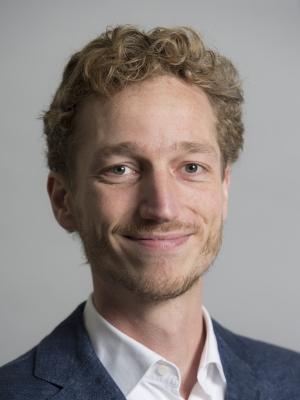 Pasfoto van Daan Boezeman
