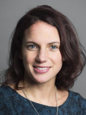 Pasfoto van Didi van Doren