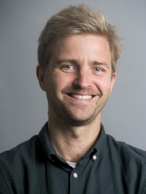 Pasfoto van Trond Husby