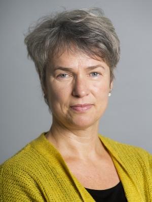 Pasfoto van Sonja Kruitwagen