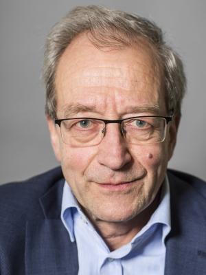 Pasfoto van Jan Bakkes