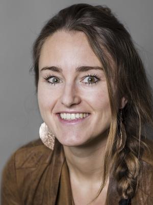 Pasfoto van Marit van Hout