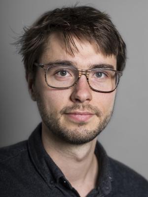 Pasfoto van Timo Maas