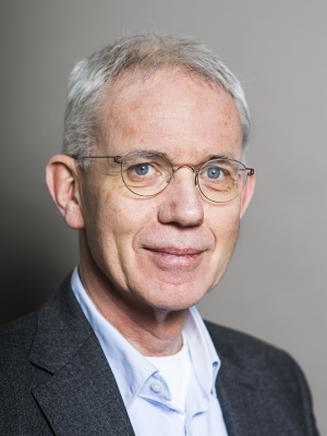 Pasfoto van Henk Westhoek