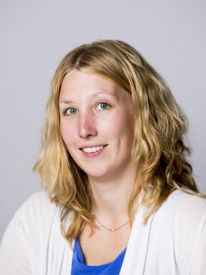 Pasfoto van Heleen van Soest
