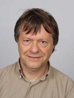 Pasfoto van Andries de Jong
