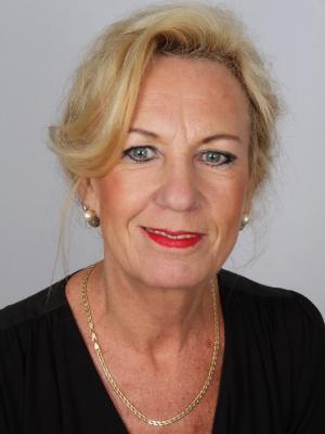 Pasfoto van Anja Meerbeek