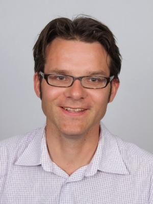 Pasfoto van Bas van Bemmel