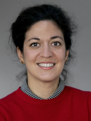 Passport photo of Anastasia Chranioti