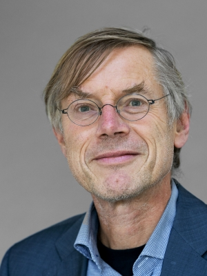 Pasfoto van Pieter Boot