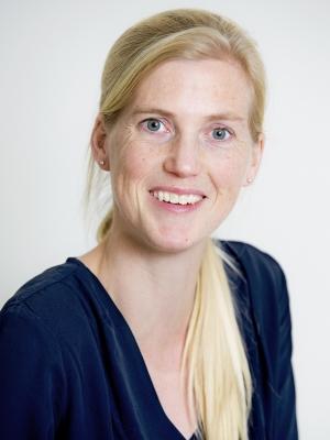 Pasfoto van Saskia van Broekhoven