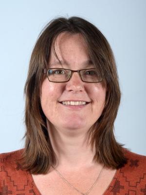 Passport photo of Danielle Snellen