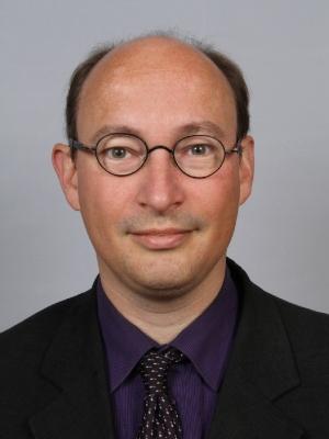 Passport photo of Detlef van Vuuren