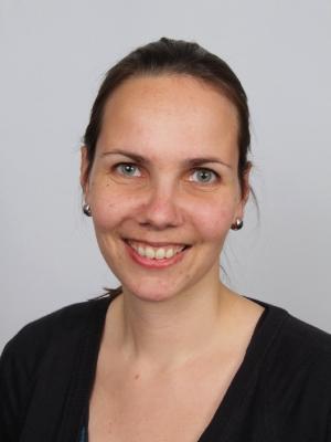 Pasfoto van Femke Verwest