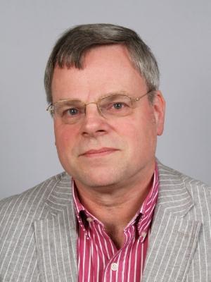 Pasfoto van Frank Dietz