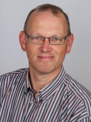 Pasfoto van Gert Eggink