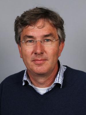 Pasfoto van Gert Jan van den Born