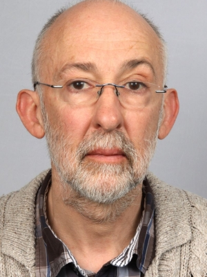 Pasfoto van Hans Visser