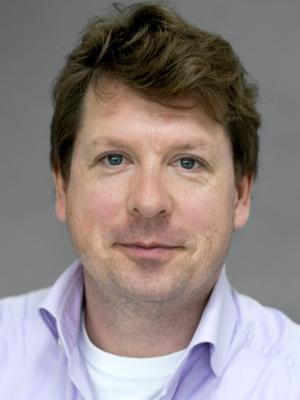 Pasfoto van Bert Hof