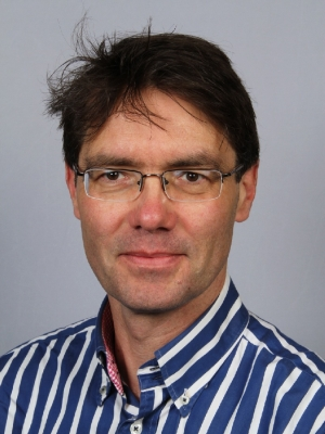 Pasfoto van Jan Matthijsen