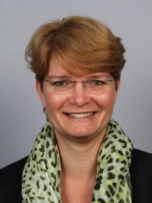 Pasfoto van Jeannette Beck