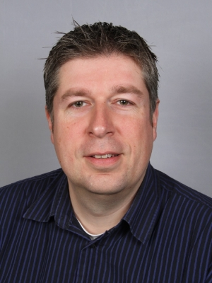 Pasfoto van Jeroen Dolmans