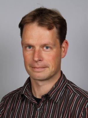 Pasfoto van Johan Meijer