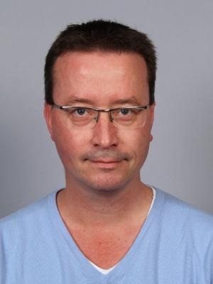 Passport photo of Kees Klein Goldewijk