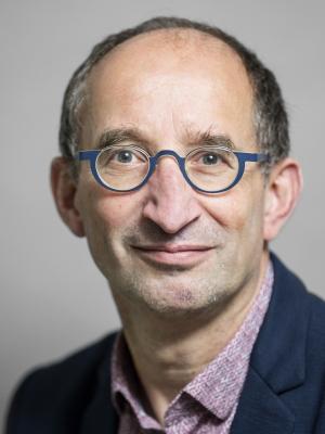 Pasfoto van Paul Koutstaal