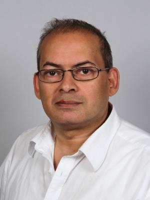 Pasfoto van Kris Rambaran