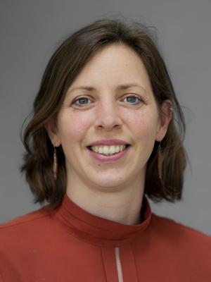 Pasfoto van Eva Kunseler