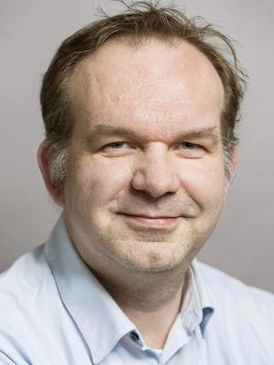 Pasfoto van Sander Lensink