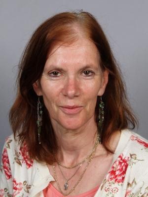 Pasfoto van Mariette Commadeur