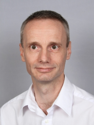 Pasfoto van Mark Thissen