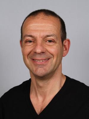 Pasfoto van Mark van Oorschot