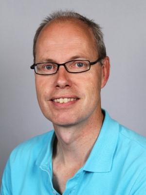 Pasfoto van Nico Pieterse