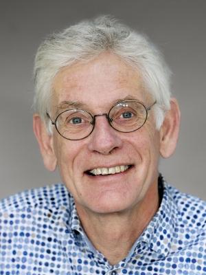 Pasfoto van Peter van Puijenbroek