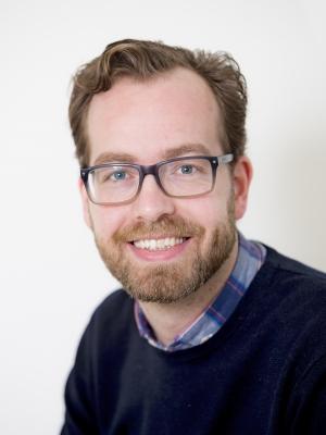 Pasfoto van Bart Rijken