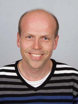 Pasfoto van Rob Folkert