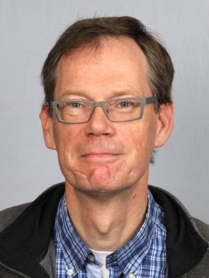 Passport photo of Ron Franken