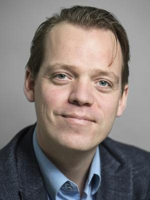 Passport photo of Maarten van Schie