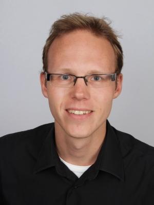 Passport photo of Stefan van der Esch