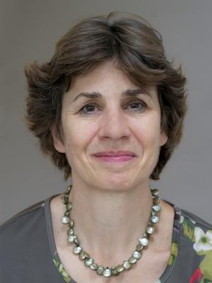 Pasfoto van Jacqueline Timmerhuis