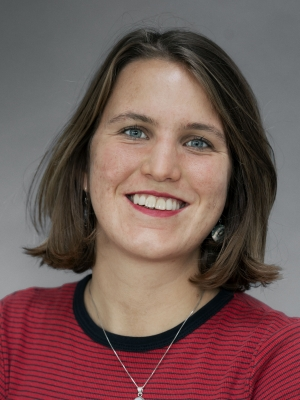 Pasfoto van Anneke Vries