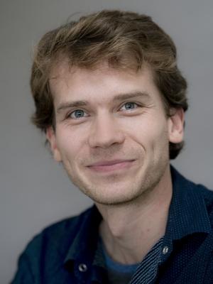 Pasfoto van Kaj-Ivar van der Wijst