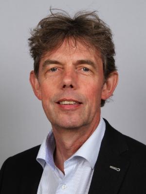 Pasfoto van Willem Ligtvoet